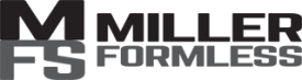Miller Formless Company, Inc. – Slipform Paving Machines for the Construction Industry Logo
