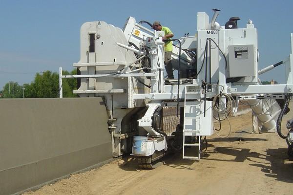 M 8800 Slipform Paving Machine Miller Formless Company