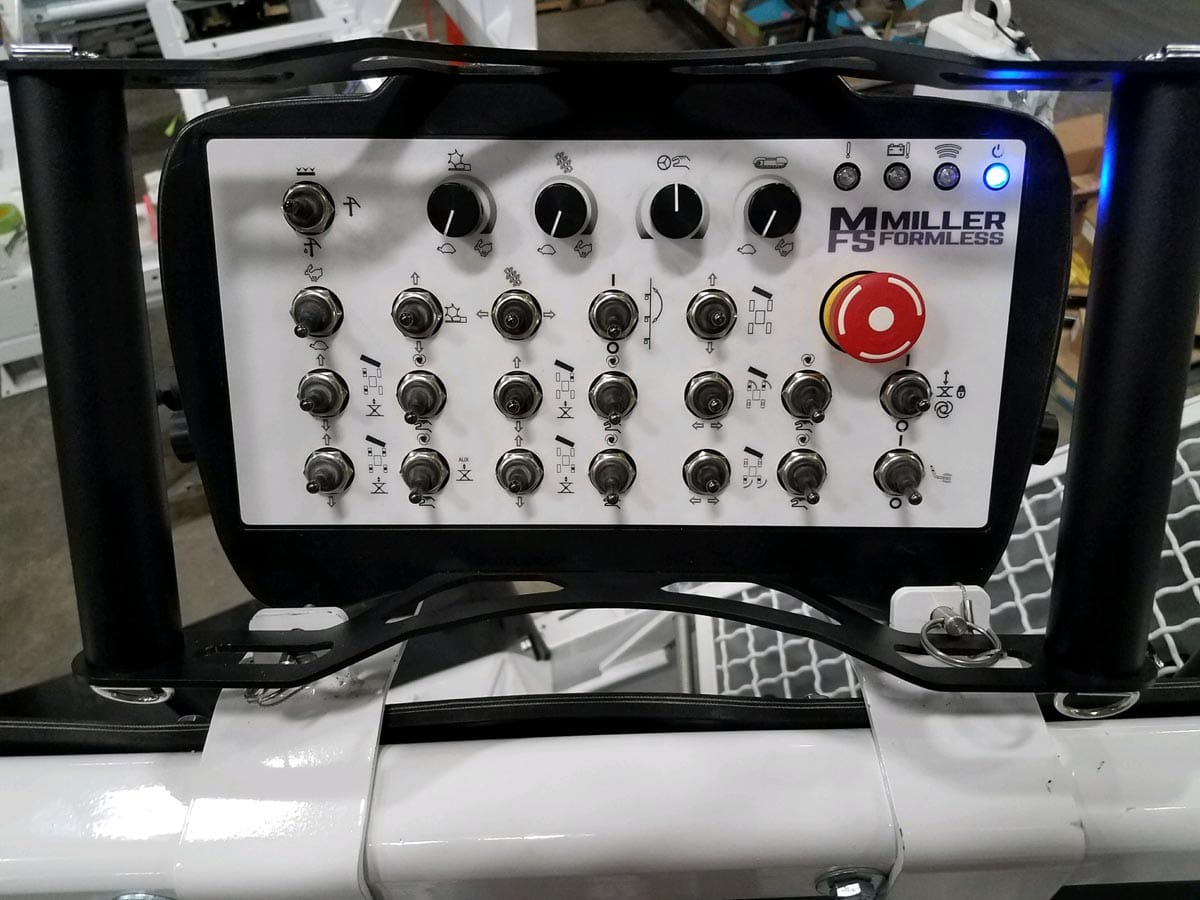 M1000 Remote Panel