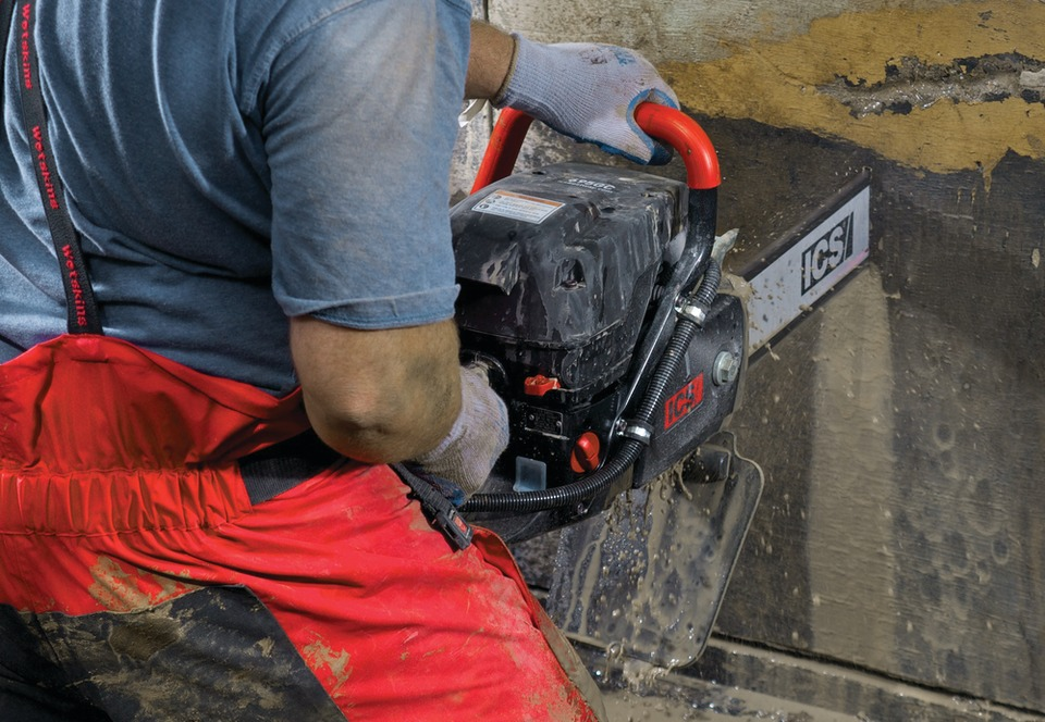 Concrete Cutting Tool